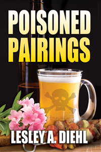Poisoned Pairings by Lesley A. Diehl