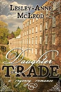 Daughter of Trade by Lesley-Anne McLeod
