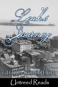 Leah's Journey (paperback) by Gloria Goldreich
