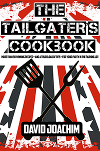 The Tailgater's Cookbook by David Joachim