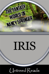 Iris by Nancy Springer