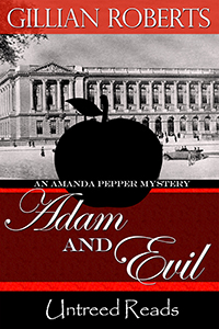 Adam and Evil (Book #9) by Gillian Roberts
