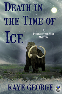 Death in the Time of Ice (paperback) by Kaye George