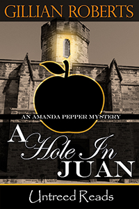 A Hole in Juan (Book #13) by Gillian Roberts