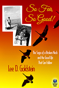 So Far, So Good (paperback) by Lee D. Goldstein