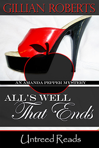 All's Well That Ends (Book #14) by Gillian Roberts