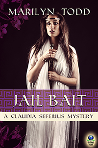 Jail Bait (A Claudia Seferius Mystery, #5) by Marilyn Todd