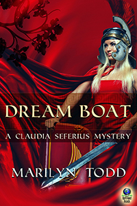 Dream Boat (A Claudia Seferius Mystery, #7) by Marilyn Todd