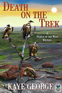 Death on the Trek (A People of the Wind Mystery, #2)(ebook) by Kaye George