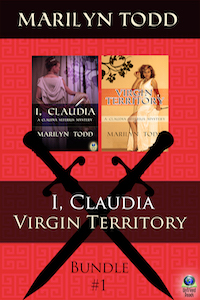 The Claudia Seferius Mysteries: Bundle #1