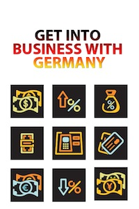 Get Into Business With Germany by Wolfgang Stricker