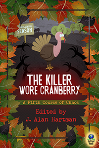 The Killer Wore Cranberry: Volumes 3-5 (paperback)