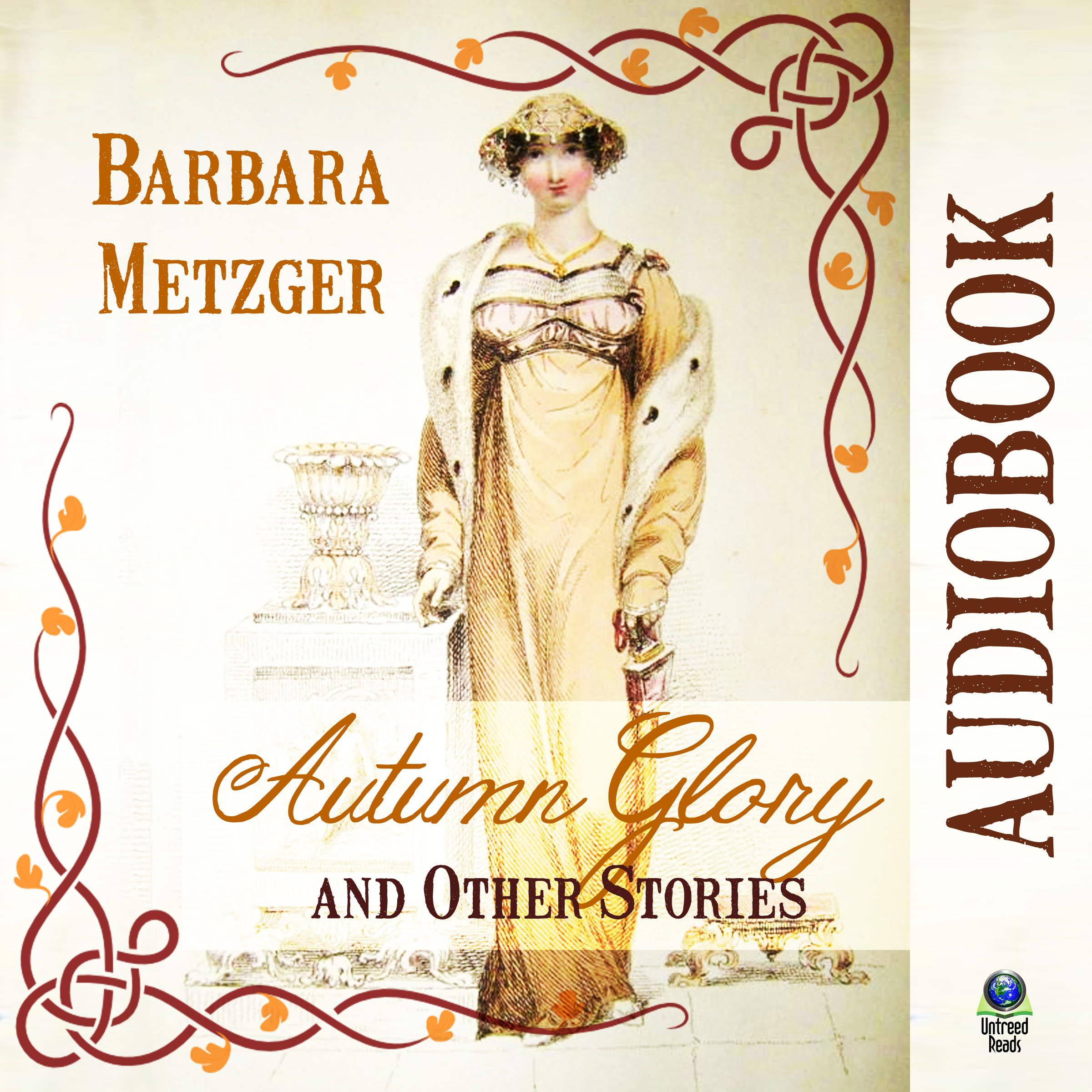 Autumn Glory and Other Stories (audiobook) by Barbara Metzger