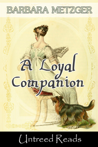 A Loyal Companion by Barbara Metzger