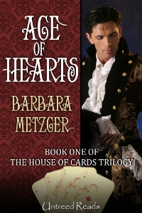 Ace of Hearts (The House of Cards Trilogy, Book #1) by Barbara Metzger