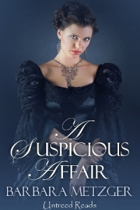 A Suspicious Affair by Barbara Metzger