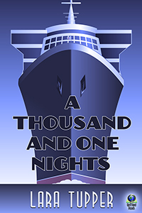A Thousand and One Nights (paperback) by Lara Tupper