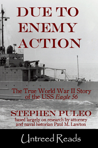 Due to Enemy Action by Stephen Puleo