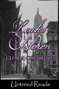 Leah's Children by Gloria Goldreich