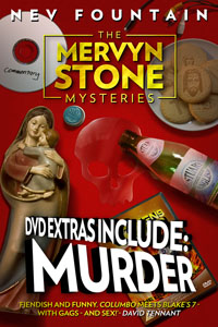 DVD Extras Include: Murder (The Mervyn Stone Mysteries, #2) by Nev Fountain